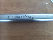 395x60x1.5 Stainless Steel Round Tube