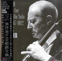 PIERRE FOURNIER-BACH: CELLO SUITES-JAPAN 3 LP Ltd/Ed AM38