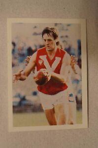 North Adelaide -1981 - Kellog's - Australian Football Greats - Barrie Robran