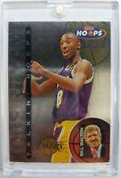 Rare: 1997 97 Skybox NBA Hoops Kobe Bryant Rookie RC Talkin' Hoops #15, Lakers