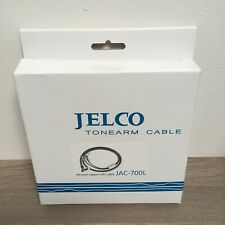 Jelco JAC-700L Angled Tonearm Cable