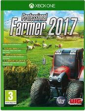 Professional Farmer 2017 [Xbox One XB1, Region Free, Farming Simulation] NEW
