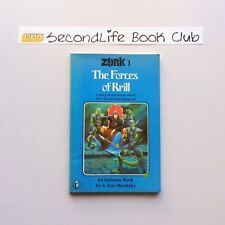ZORK 1: The Forces Of Krill ~ S Eric Meretzky (1984). An Infowars Book.