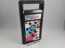 FUNTRONICS JACKS GAME & WATCH HANDHELD CONSOLE VINTAGE