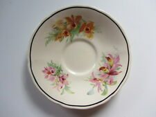 ROYAL DOULTON - ORCHID - Saucer - GC - Fine China, England