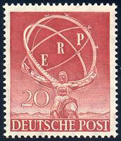 BERLIN 1950, MiNr. 71, tadellos postfrisch, gepr. Schlegel, Mi. 100,-