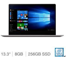"""Lenovo IdeaPad 720s-13ikb, i5-8250u Quad Core 8gb RAM, 256gb SSD 13.3"""" Eisen grau"""