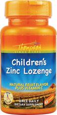 Children's Zinc Lozenge by Thompson Nutritional, 45 Piece
