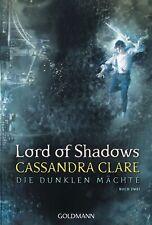 Cassandra Clare - Lord of Shadows: Die dunklen Mächte 2
