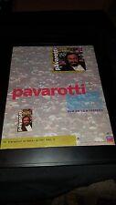 Pavarotti In Hyde Park Rare Original Promo Poster Ad Framed!