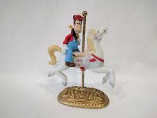 Rare Disney Character Carousel *Horace* New England Collector's Society
