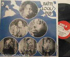 Winston Edwards-Natty serrures Dub ~ VINYL LP