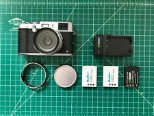 Fujifilm X100S 16.3MP Digital Camera - Silver (Great Condition)