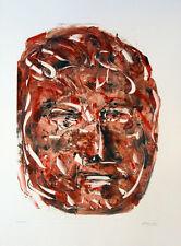 "Arthur Secunda ""Vlaminck,"" Color Monotype"