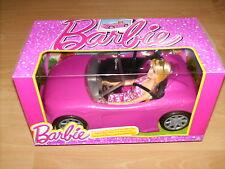 BARBIE - GLAM Cabrio plus Puppe - FPR57 - neu & OVP