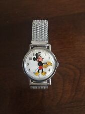 1971 Vintage Timex Mickey Mouse - Serviced. Make An Offer...!