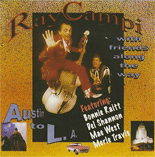 RAY CAMPI With Friends Along The Way CD - NEW - 27 tracks - Rockabilly