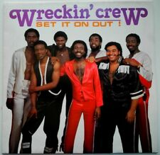 """12"""" BE**WRECKIN' CREW - SET IT ON OUT (BMC RECORDS '83)**31639"""