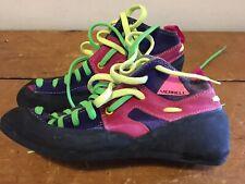 Merrell Flashdance Rock Climbing Shoes Size 6.5 Rock climbing shoesUnisex