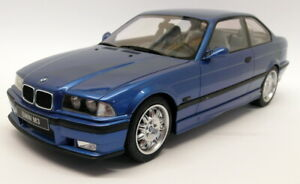Otto 1/12 Scale Resin - G016 BMW E36 M3 Estoril Blue metallic