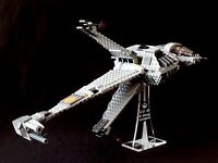 Star Wars Lego 75050 B-Wing Starfighter - custom display stand only