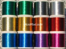 Pac Bay 12 pk Metallic A Thread **FREE SHIPPING**