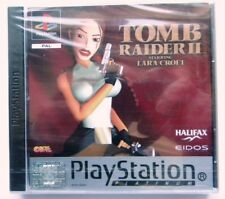 Gioco Sony Ps1 - Tomb Raider II Starring Lara Croft PLT Sles-00107