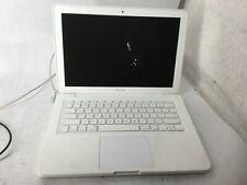 "Apple A1342 MacBook ""Core 2 Duo"" 2.4 13"" (Mid-2010) Laptop *POWER DEAD* -CZ"
