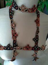 ANCIEN GALON PASSEMENTERIE 1900 pour décorer veste corsage Manches col création