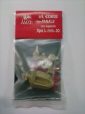 AMATI FANALE CON SUPPORTO TIPO L 30 MM ART. 4338/02
