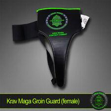 KRAV MAGA FEMALE GROIN GUARD PRO LARGE SIZE (14-16) SPARRING EQUIPMENT