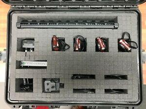 Sennheiser Infra-Red Transmitter & Receiver Kit, Cased, NOS