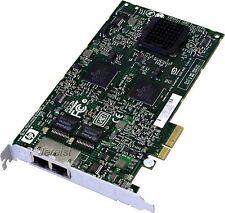 HP NC380T PCI Express Dual Port Multifunction 100T Gigabit Server Adapter