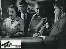 CAROL LYNLEY BUNNY LAKE IS MISSING OTTO PREMINGER 1965 VINTAGE LOBBY CARD N°3