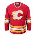 Calgary Flames REEBOK Premier NHL Hockey Third Red Jersey Men's SZ (S-2XL)