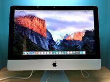 "Apple iMac 21.5"" Desktop Computer / BEST VALUE / 500GB HDD / 3 Year Warranty!"