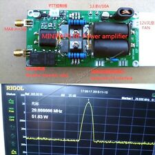 70W HF Power Amplifier For FT-817 ICOM IC-703 Elecraft KX3 QRP Ham Radio