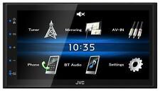 JVC KW-M24BT M25BT Doppel-DIN MP3-Autoradio Touchscreen Bluetooth USB iPod AUX