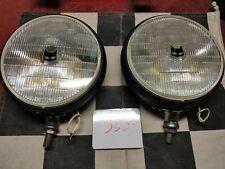 Paire anti brouillard MARCHAL 900 -  fog lamps - Alpine Ford Gordini BMW Opel