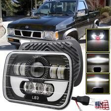 "120W 5x7"" 7x6"" LED Hi-Lo DRL H6054 Headlight For Toyota Nissan Pickup Hardbody"