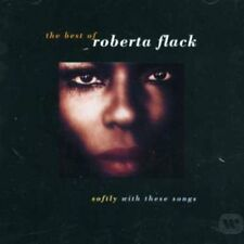 Roberta Flack - Softly With These Songs - The Best of... - Roberta Flack CD VUVG