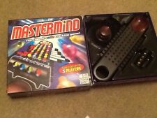 Hasbo Mastermind Classic Code Cracking Board Game,No Rules,Pegs Missing,.list 17