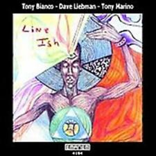 DAVID LIEBMAN/TONY BIANCO/TONY MARINO (BASS) - LINE ISH NEW CD