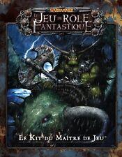 Le kit du Maître de Jeu Warhammer - Le Jeu de rôle Fantastique - Games Workshop