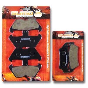 Set of Rear  EBC FA363HH Brake pads for BMW R R850 R850C R850GS R850R R850RT