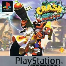 Crash Bandicoot 3 Warped Platinum PS1 Playstation 1 jeux games spelletjes 5205