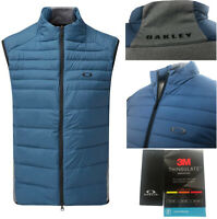 Oakley Golf Insulated Hybrid Sleeveless Padded Vest - RRP£125 - S M L XL XXL
