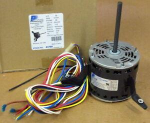 43788 A/C Blower Motor 1/2 HP 230 V 1075 RPM for Goodman Janitrol B13400353S