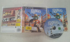 Rango PS3 Game