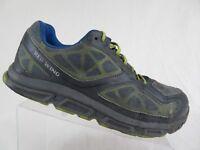 RED WING SHOES 6334 Grey Aluminum-Toe Sz 10 D Men Athletic Shoes